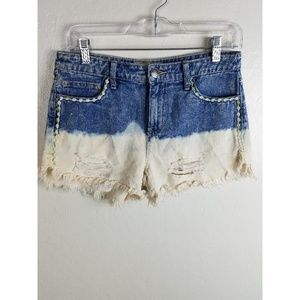 Free People| High Rised Cut Off 26